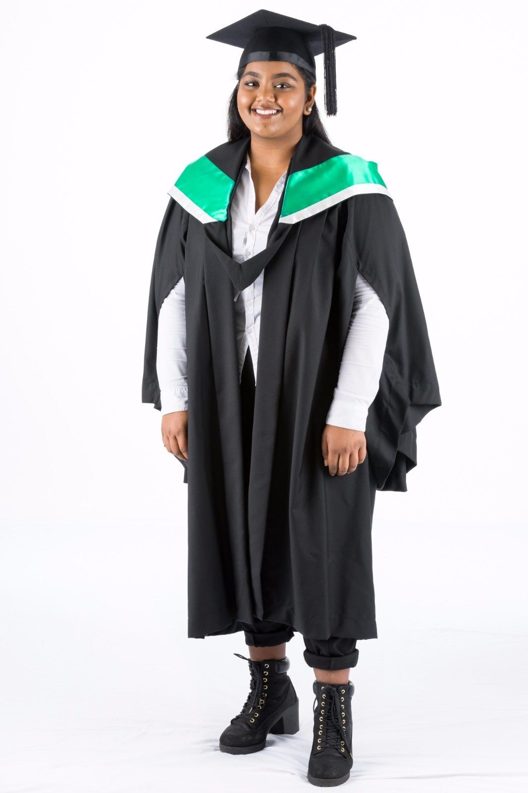 University-Academic-Hood-Graduation-Grad-Dip-Education-GreenPearl-White-border-382202341352