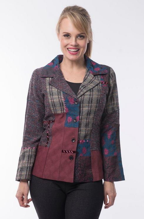 Orientique-Diego-Patchy-Jacket-Maroon-Pink-Grey-382138829676